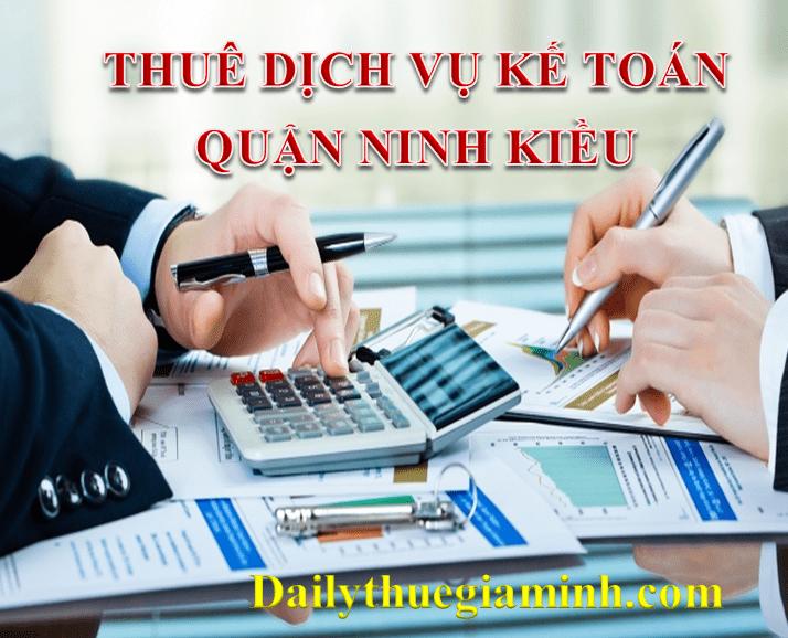 Dịch vụ quyết toán thuế trọn gói tại huyện Cần Giờ