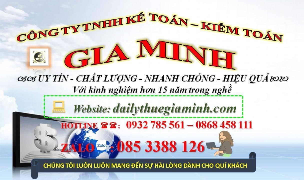 Dịch vụ khai thuế ban đầu tại Huyện Hàm Yên - Tuyên Quang